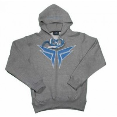 Fierce Lacrosse Pull Over Laced Hoody