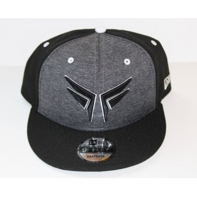New Graphite Fierce Lacrosse Snap Back