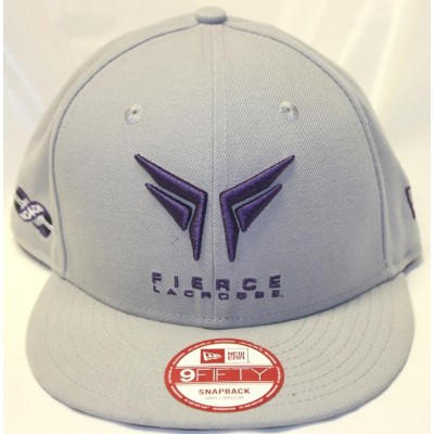 Custom Fierce Lacrosse Snap Back