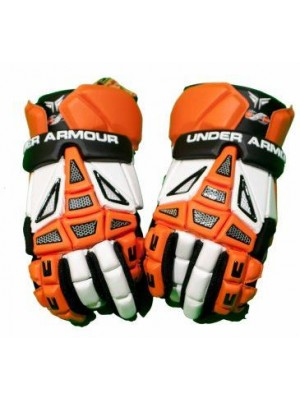 Custom Under Armour Charge Fierce Lacrosse Gloves