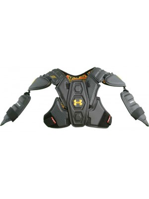 Under Armor Player SS Box Lacrosse Shoulder Pad
