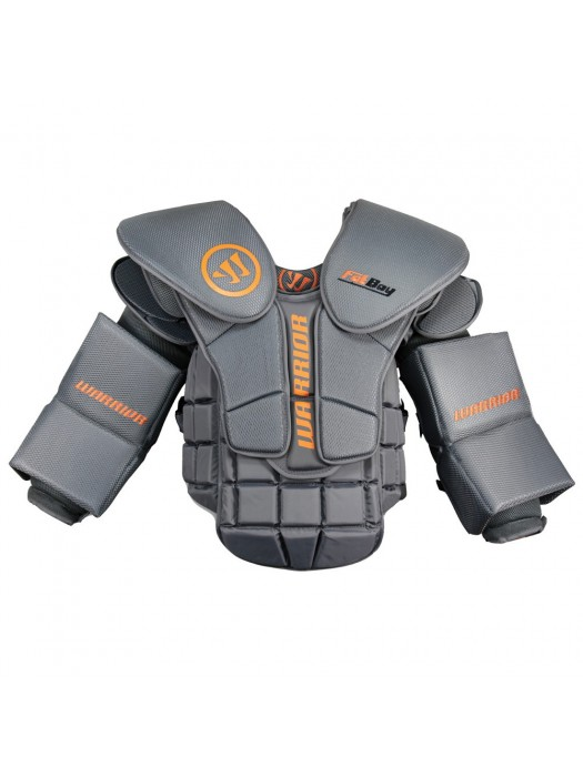 Warrior Burn Fatboy Upper Box Lacrosse Goalie Chest Protector