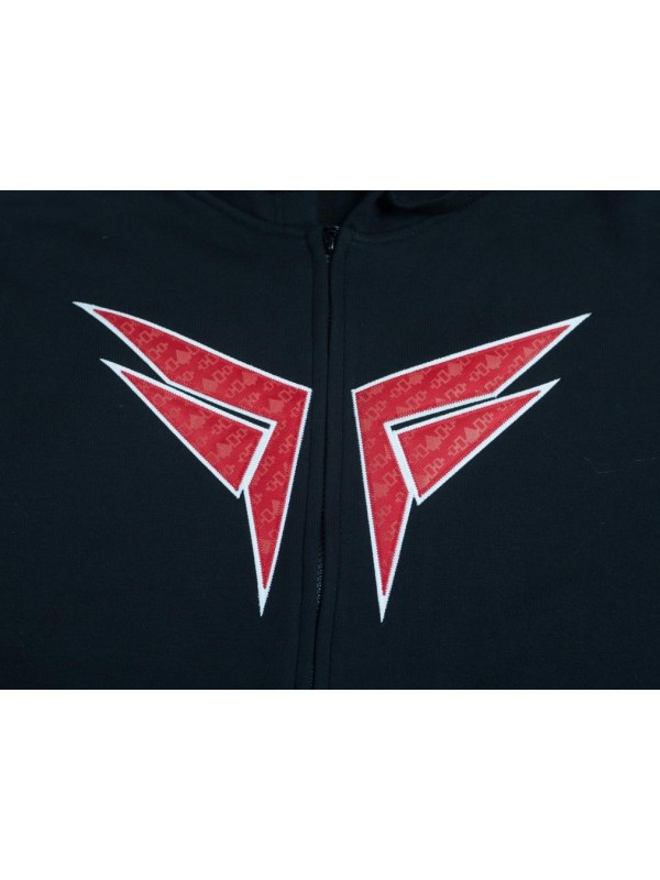 Fierce Lacrosse Zip Up Hoody